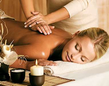 Aromatic Massage